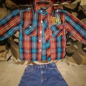 Other - Shirt & pants